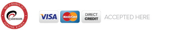 images of accepted credit card